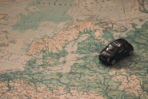 Map Car