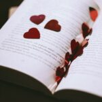 hearts on pages